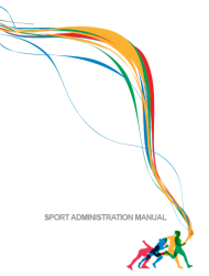 Sport Administration Manual