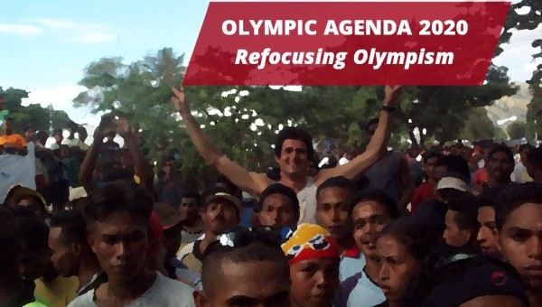 SportImpact's contribution to the Olympic Agenda 2020