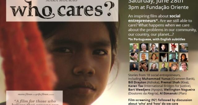 Film screening: Who Cares?