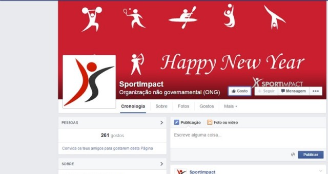 Facebook page relaunched!