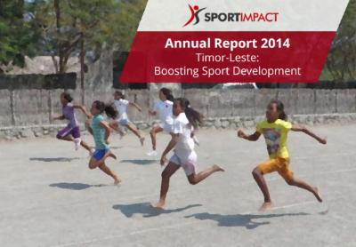 SportImpact Annual Report 2014