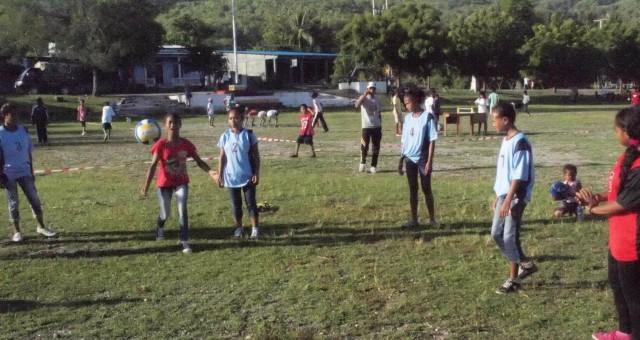 Press release –SportImpact gathers kids in Liquiçá