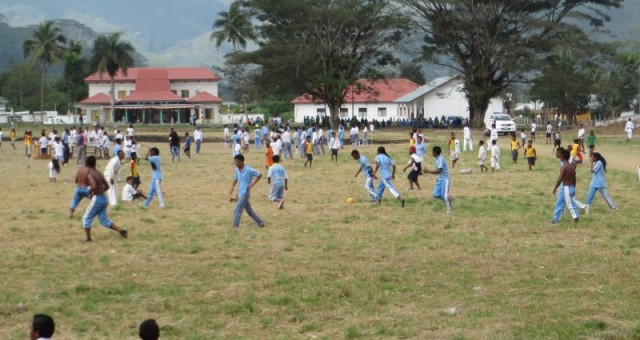 Press release – SportImpact event gathers hundreds of kids in Gleno