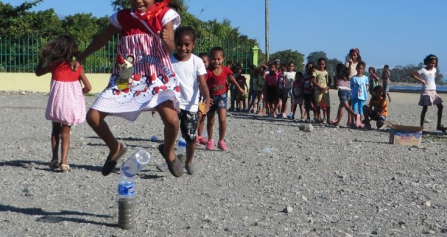 SportImpact video of Desportu ba Moris in Manatuto, Timor-Leste is now online!