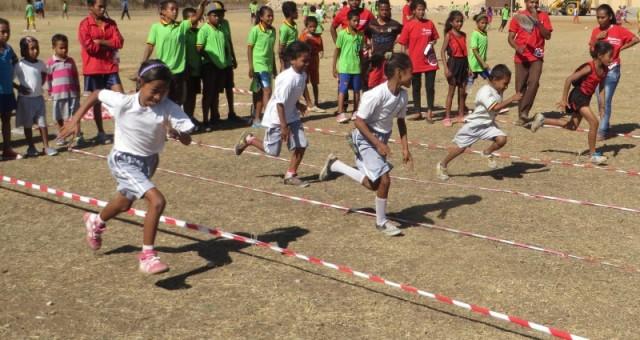 Press release – SportImpact event gathers over six hundred kids in Baucau
