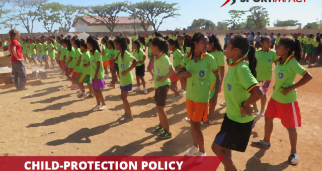 SportImpact is implementing its own Child-Protection Policy
