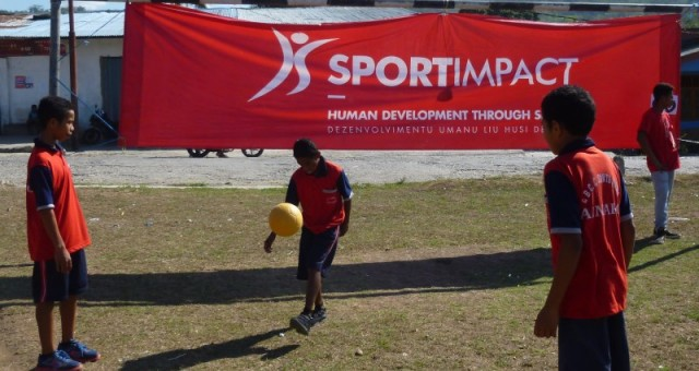 Press Release – Over Thousand Children Gathered to Play Sports in Ainaro