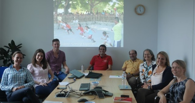"""SportImpact was invited to present """"Sport for life in Timor-Leste"""" at the University of Technology Sydney"""