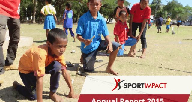 SportImpact Annual Report 2015