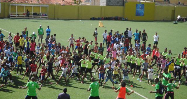 "Press Release – Amazing ""VerdeOlympics"" in São Nicolau and Boa Vista islands"
