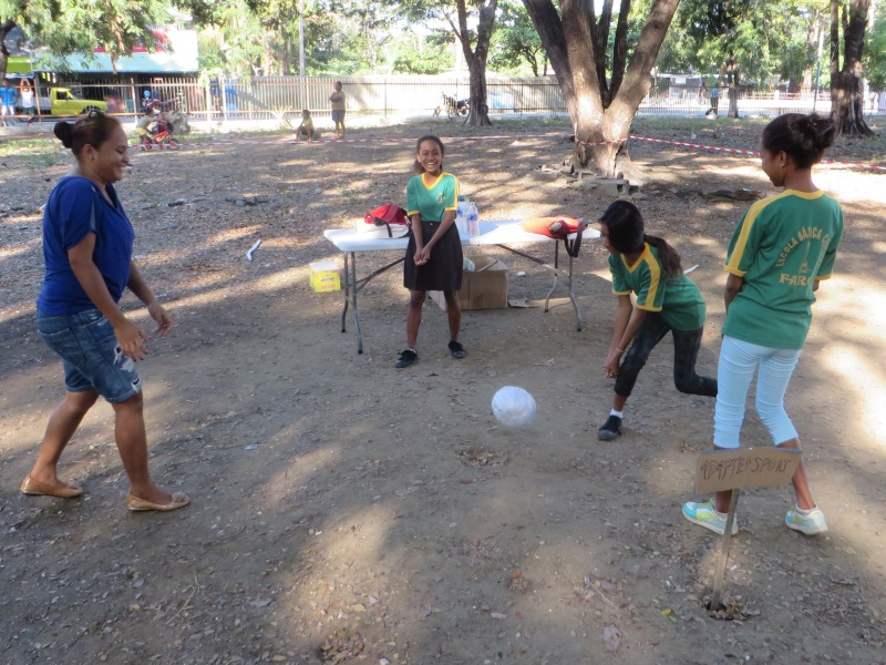 Day 12 - Event - Adapted Volleyball