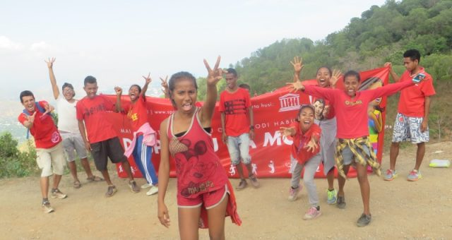 Last week of crowdfunding for Timor-Leste