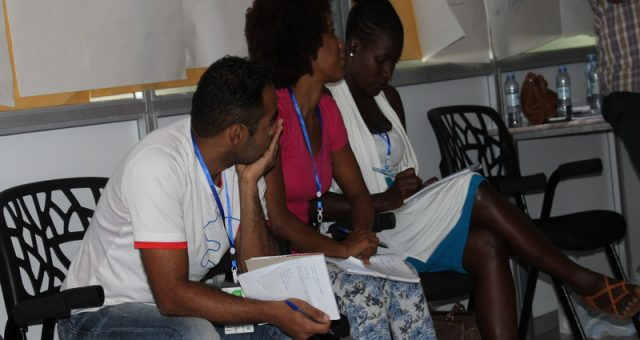Report: VerdeOlympics Train The Trainers, Cabo Verde.