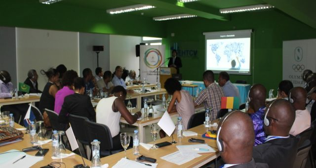 Annual Advanced Zone II Sport Seminar of the Association of African National Olympic Committees (ANOCA).