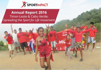 SportImpact Annual Report 2016